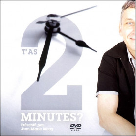 DVD T'as 2 minutes
