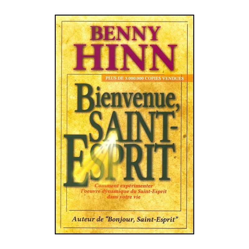 le livre bonjour saint esprit de benny hinn pdf