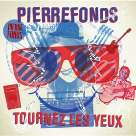 CD tournez les yeux - Pierrefonds