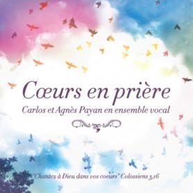 CD Cœurs en prière vol 1 – Carlos et Agnès Payan