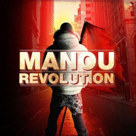 CD Révolution - Manou