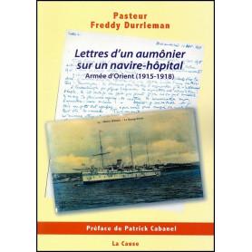 Lettres d'un aumônier sur un navire-hôpital