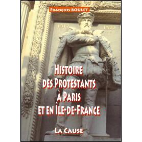 Histoire des protestants à Paris et en Ile-de-France