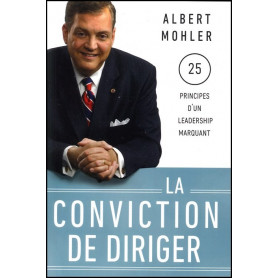 La conviction de diriger
