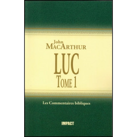 Luc Tome 1 – Commentaire MacArthur