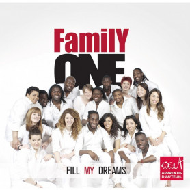 CD Fill my dreams – Family One