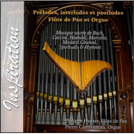 CD Inspiration – Philippe Husser et Pierre Cambourian