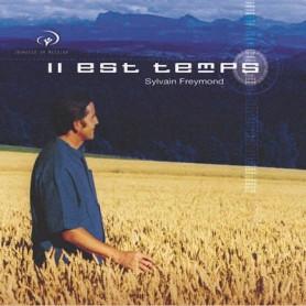 CD Il est temps – Sylvain Freymond