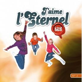 CD J'aime l'Eternel Kids 2