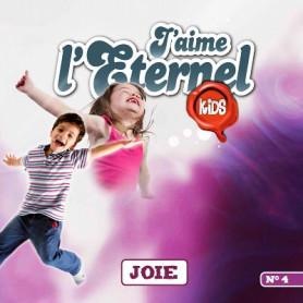 CD J'aime l'Eternel Kids 4