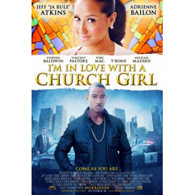 DVD I'm in love with a church girl