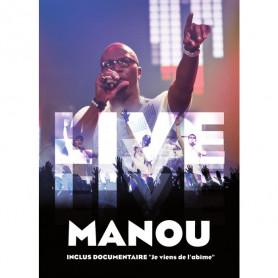 DVD Manou Live