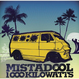 CD 1000 kilowatts - Mistadool