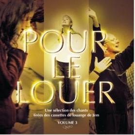 CD Pour le louer 3 - JEM