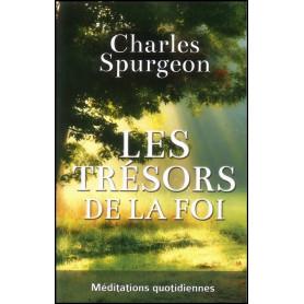 Les trésors de la foi – Charles Spurgeon – Editions Europresse