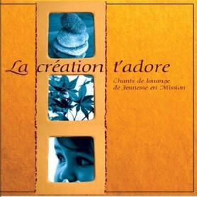 CD La création t'adore - Jem