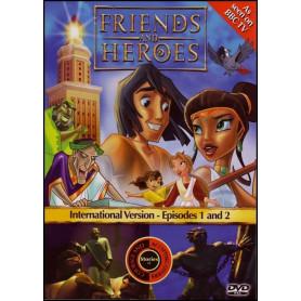 DVD Friends & Heroes – Episodes 1 & 2 - Un long voyage/Une amie en haut lieu