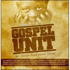 CD Au service d'une cause divine - Gospel Unit
