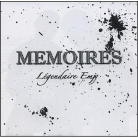 CD Mémoires - Légendaire Emjy