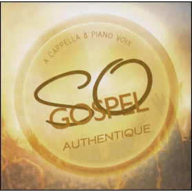 CD Authentique - So Gospel