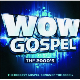 CD WOW Gospel The 2000's