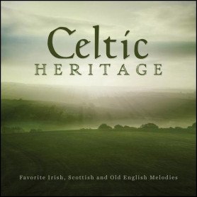 CD Celtic Heritage Favorite Irish Scottish & old English Melodies