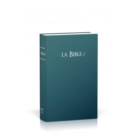 Bible Segond 21 rigide bleu compacte – SG12237