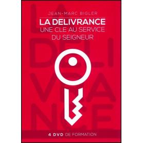 DVD La délivrance une clé au service du Seigneur – Jean-Marc Bigler - Soteria