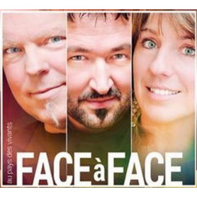 CD Face à Face – Au pays des vivants – JEM