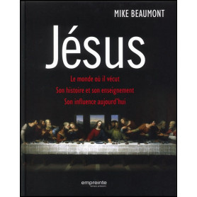 Jésus – Mike Beaumont – Editions Empreinte