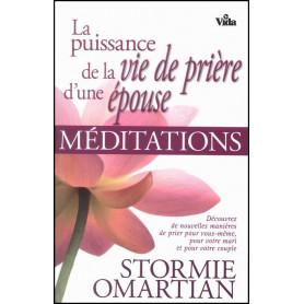 La puissance de la vie de prière d'une épouse – Stormie Omartian – Editions Vida