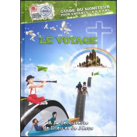 A la découverte de Dieu et de Jésus 4 à 8 ans – Guide du moniteur - PGE