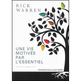 Une vie motivée par l'essentiel – Rick Warren
