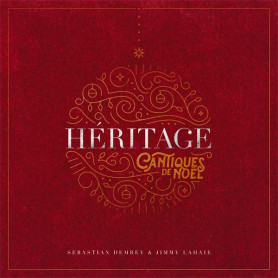 CD Héritage Cantiques de Noël – Demrey et Lahaie