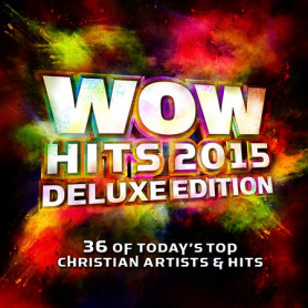 CD WOW Hits 2015 Deluxe Edition