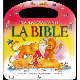 Dans ma main la Bible - Ann Sally Wright – Editions LLB