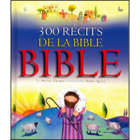 300 récits de la Bible – Marion Thomas – Editions LLB