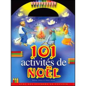 101 activités de Noël – James Bethan – Editions LLB