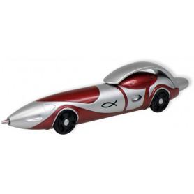 Stylo voiture Ichthus rouge – 71833 - Uljo