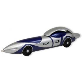 Stylo voiture Ichthus bleu – 71834 - Uljo