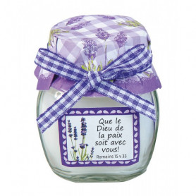 Bougie parfumée à la lavande Romains 15.33 – 73799