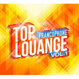 CD Top Louange Francophone - vol 1 - JEM