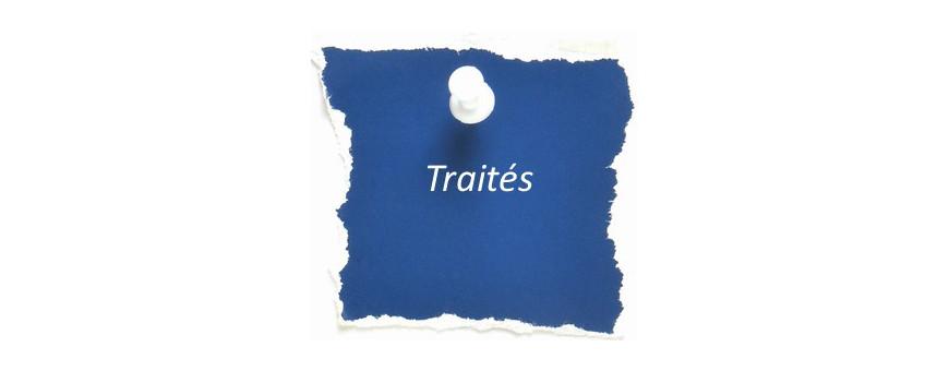 Des traités à distribuer