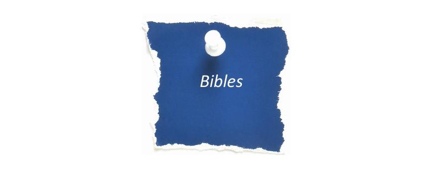 Bibles pour les jeunes