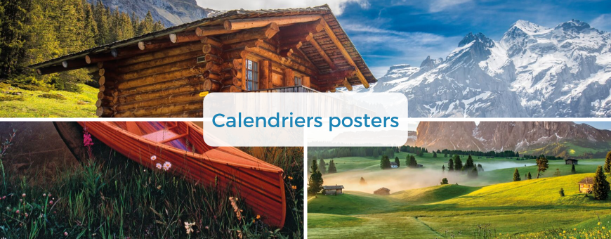Calendriers Posters