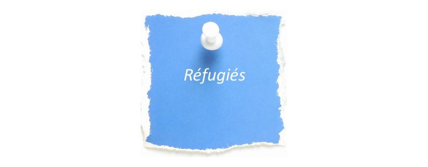 Livres de témoignages chrétiens de réfugiés