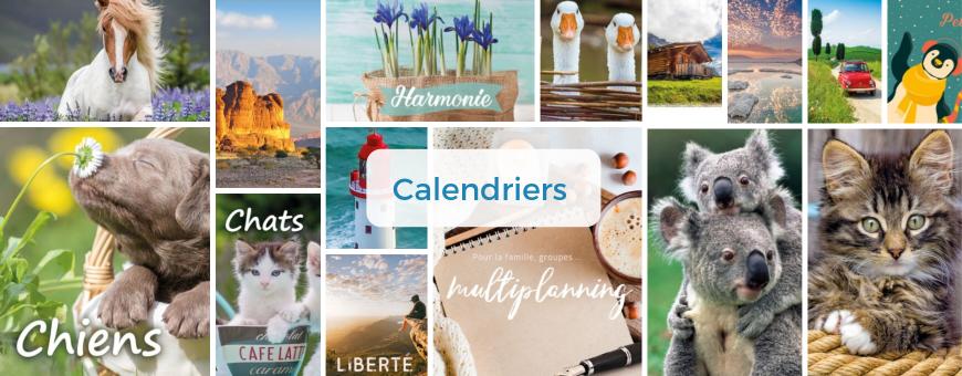 Calendriers avec versets bibliques, calendriers éphémérides chrétiens, planners et agendas chrétiens