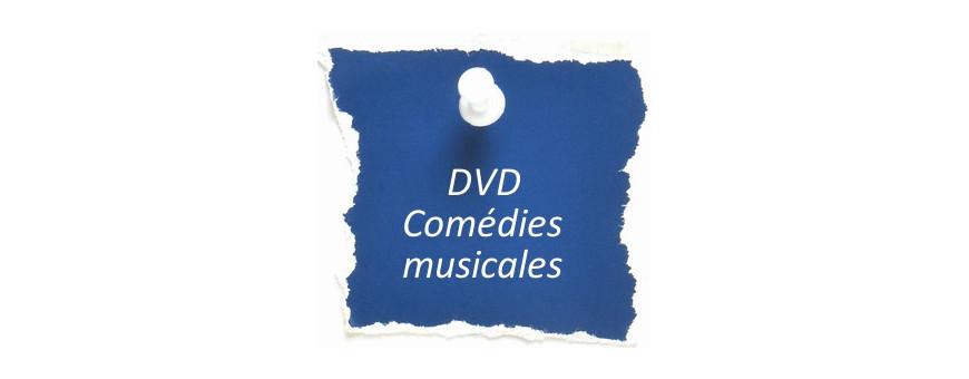 DVD de comédies musicales chrétiennes