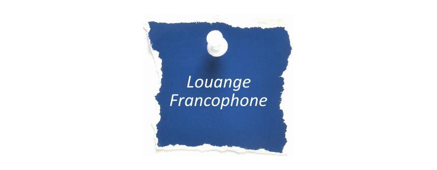 CD de Louange Francophone
