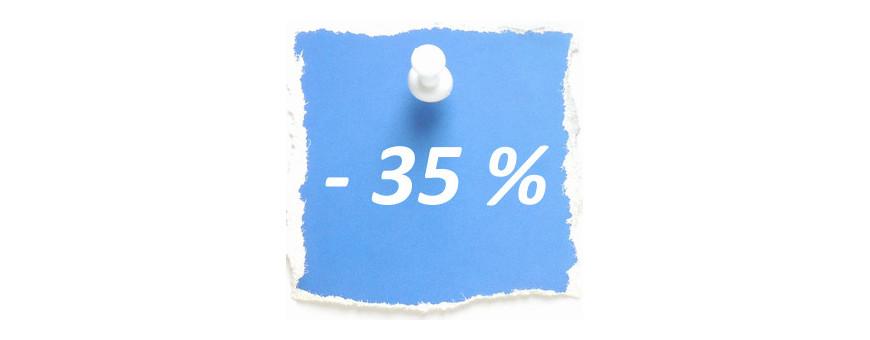 Soldes - 35 %